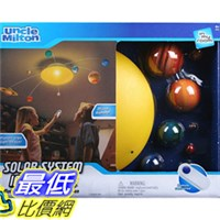 [106美國直購] Uncle Milton Solar System In My Room IR Remote Control With Built-in Light Pointer
