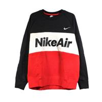 NIKE 男 NSW NIKE AIR CRW FLC 圓領T(長)