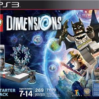 PS3 LEGO Dimensions Starter Pack 樂高次元(美版代購)