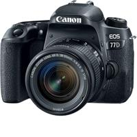 Canon EOS 77D+18-55mm STM 變焦鏡組 (平輸中文)