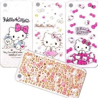 【Hello Kitty】HTC Desire 530 D530u 彩鑽透明保護軟套