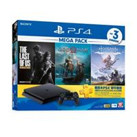 PlayStation 4 MEGA PACK 同捆組 1