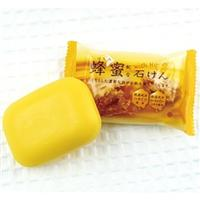 日本 SOAP-MAX IRS-HN 蜂蜜香皂-80g