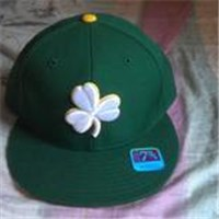Mitchell & Ness Boston Celtics Fitted Hat 賽爾提克