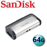 【SanDisk 晟碟】64GB Ultra USB Type-C USB3.1 隨身碟(平輸)