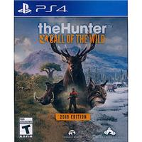 獵人:荒野的呼喚 2019年版 theHunter - PS4 英文美版