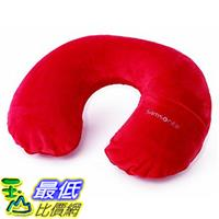 [美國直購] 航空坐飛機用頸枕睡枕枕頭 Samsonite 43694 Luggage Inflatable Neck Pillow with Cover