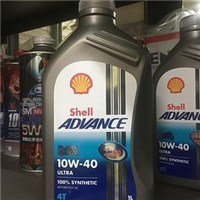 【油品味】殼牌 英國製 Shell ADVANCE 4T 10W40 ULTRA MA2 全合成 機車機油