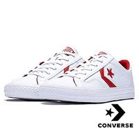 CONVERSE-STAR PLAYER OX休閒鞋-白