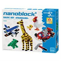 【Nanoblock 迷你積木】PBS-009 BASIC SET 基本組