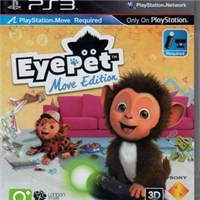 PS3 EyePet Move EyePet Move Edition 中文版