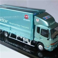 1/43 UD Truck Condor 貨車 絕版