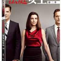 法庭女王 第2季 DVD The Good Wife Season 2 免運 (購潮8)