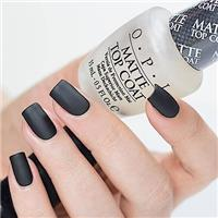 OPI Matte Top Coat 薄霧森林霧面護甲油15ml(NTT35)