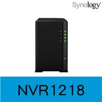 Synology 群暉科技 Network Video Recorder NVR1218 (4路)