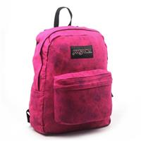 JanSport 校園背包STORMY WEATHER -神秘紫