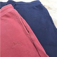 【MASS】 Stussy Tonal Stock Short 棉質 短褲 棉褲 深藍/桃紅 S M L