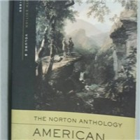 【書寶二手書T5/文學_QAR】The Norton Anthology American Literature:Vol