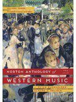 【全新未拆】The Norton Anthology of Western Music Vol. 3