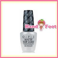 【Hand&Foot】 OPI MATTE TOP COAT 霧面森林指甲油--NTT35--