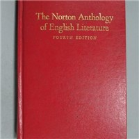 【書寶二手書T4/原文書_IOD】The Norton Anthology of English…