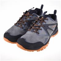 MERRELL Capra Bolt Leather 男款戶外健走鞋-灰 ML35813