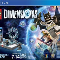 PS4 LEGO Dimensions Starter Pack 樂高次元(美版代購)