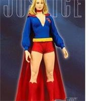 [Easyship] 美國代購 Alex Ross Justice League  Supergirl 1600元含代購