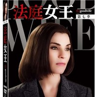 法庭女王 第7季 DVD The Good Wife Season 7 免運 (購潮8)