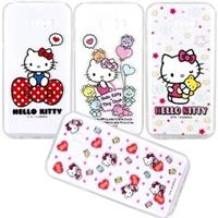 【Hello Kitty】Samsung Galaxy A7 (2017) 5.7吋 彩繪空壓手機殼