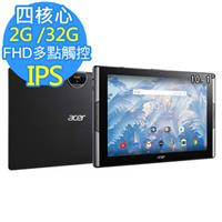 acer 宏碁 Iconia One 10 B3-A40 FHD 四核心IPS 平板 黑色